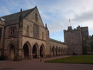 Elphinstone Hall - Elphinstone Hall, Aberdeen