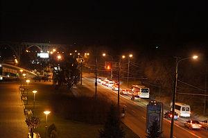 Sobornyi District, Dnipro