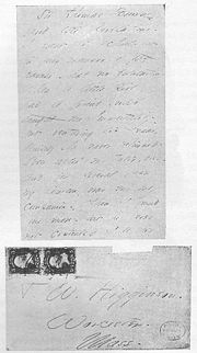 Emily Dickinson´s letter about her love