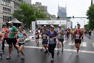 Rock n Roll Nashville Marathon