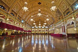 Empress Ballroom - Image: Empress Ballroom Winter Gardens Blackpool