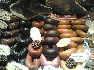 Chorizo - Other Portuguese enchidos