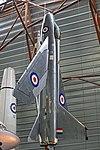 English Electric Lightning F.1 'XG337' (46214631665).jpg