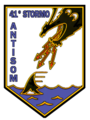 Ensign of the 41º Stormo Antisom of the Italian Air Force.png