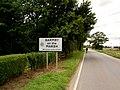 Entering Barmby on the Marsh. - geograph.org.uk - 537438.jpg
