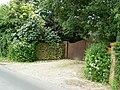 Entrance Gate - Cufaude - geograph.org.uk - 852545.jpg