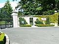 Entrance gate to the stud - geograph.org.uk - 903762.jpg