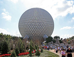 Spaceship Earth in Epcot