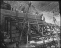 Erecting roof trusses - NARA - 294531.tif