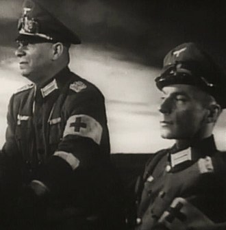 The North Star (1943 film) - Image: Erich von Stroheim Martin Kosleck in The North Star