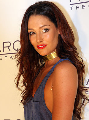 Erin McNaught - Gleave at the Paris Hilton: Marquee The Star Sydney in March 2012