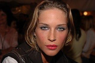 Erin Wasson American model