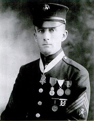 Ernest A. Janson - World War I Army and Navy Medal of Honor recipient