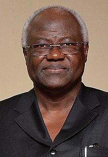 Ernest Bai Koroma Sierra Leonean President