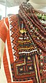 Erzya woman festive dress. Penza province. XIX-XX centuary. Breast Embroidery 03.jpg