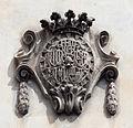 Escudo de armas. La Seu d'Urgell. Cataluña C05.jpg