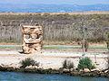 Escultura en Deltebre. Delta do Ebro. Cataluña DE-13.jpg