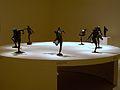 Escultures d'Edgar Degas en una exposició temporal a l'Institut Valencià d'Art Modern.JPG