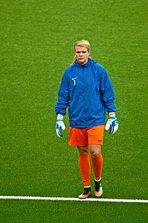 Emelie Lundberg Swedish footballer