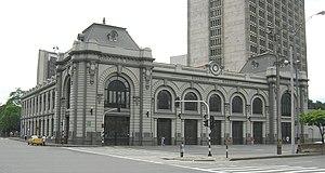 Estación del Ferrocarril.