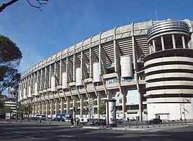 Santiago bernab u wikipedia la enciclopedia libre for Puerta 38 santiago bernabeu