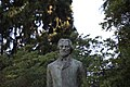 Estatua de Gustavo Adolfo Bécquer en el parque Fuente del Berro.jpg