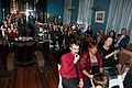 Etoile Polaire Hall New Orleans Harris Brunious Wedding Nov 2016 Audience in the Hall.jpg