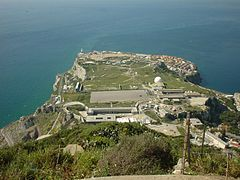 Europa Point from above.jpg