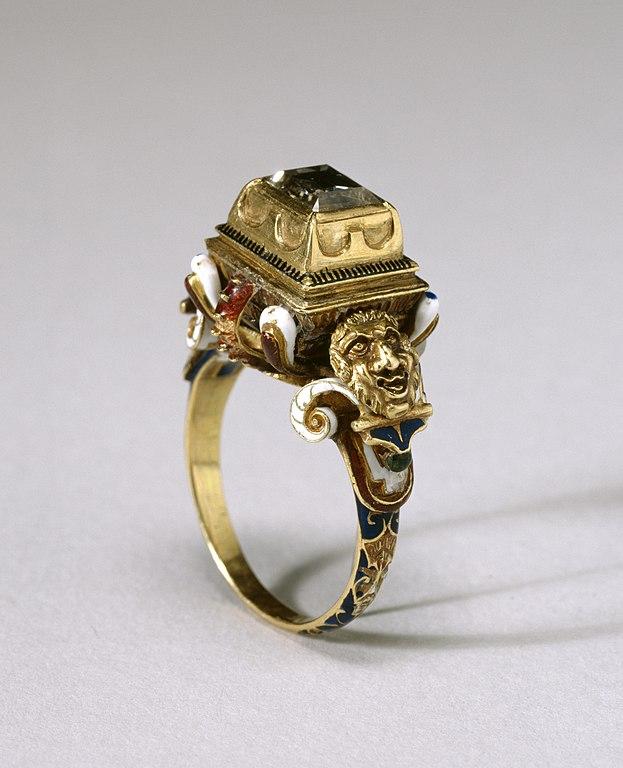 European Diamond Ring Settings