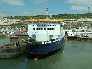 MS <i>European Seaway</i>