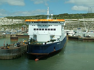 MS European Seaway - Image: European Seaway IMO 9007283