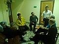 Evening round table in Yangantau.jpg