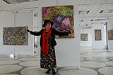 Exhibition of Natalia Chernogolova in Minsk Palace of Art 22.06.2014 03.JPG