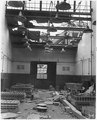 Explosion damage at the Iowa Ordnance Plant, Burlington, Iowa. - NARA - 292137.tif