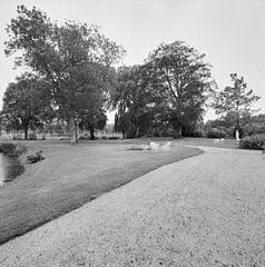 Schatzenburg, tuinbeeld