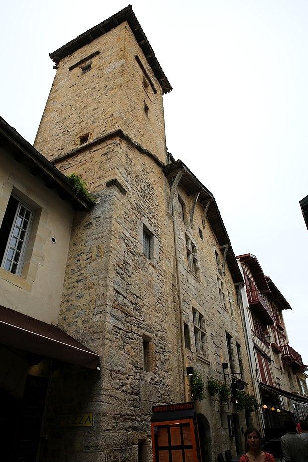 Monument historique à Saint-Jean-de-Luz