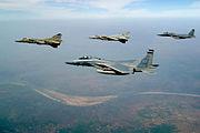 F-15 MiG-27