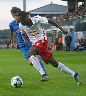 FC Salzburg gegen FK Zeljeznicar Sarajewo 40.JPG