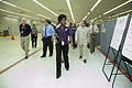 FEMA - 37437 - FEMA Exteranl Affairs worker leads a tour at the JFO.jpg