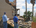 FEMA - 37505 - FEMA and USDSA survey property damage on South Padre Island Texas.jpg
