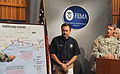 FEMA - 37868 - FEMA Administrator Paulision at Federal partners at the afternoon press conference - FEMA HQ.jpg
