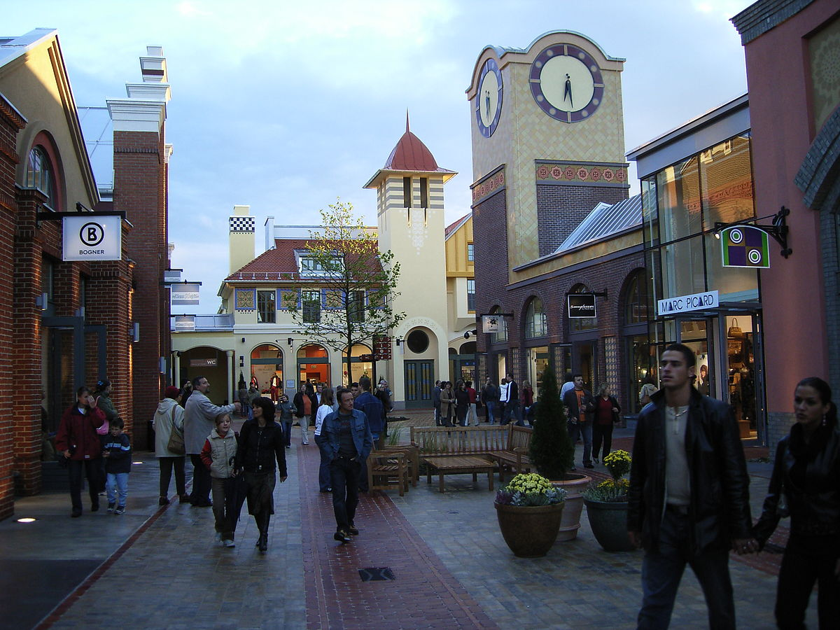 Factory Outlet Center Wikipedia