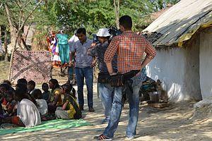 Ravi Agrawal - Image: FP village