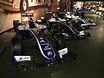 FW30, FW31 and FW32 on display from 2008, 2009 and 2010.jpg