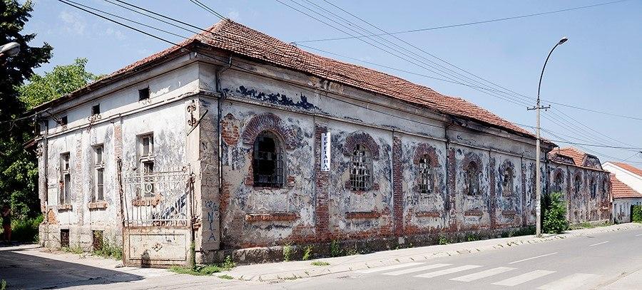 Fabrika tekstila Stamenković u Leskovcu 01