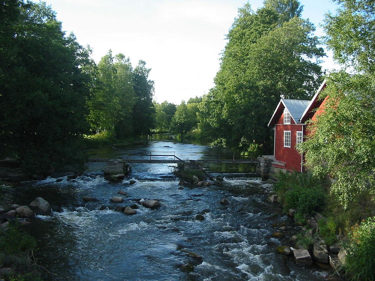 Eura (river)