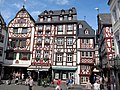Famous 16th century Market builldings at Bernkastel-Kues at 25 August 2015 - panoramio.jpg