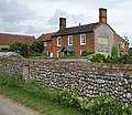 Farmhouse at the crossroads - geograph.org.uk - 506050.jpg
