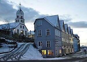 Thorshavn: Faroe Islands, Streymoy, Tórshavn (5)