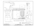 Feland House, 63 Enclosure, Nutley, Essex County, NJ HABS NJ,7-NUT,4- (sheet 11 of 27).png